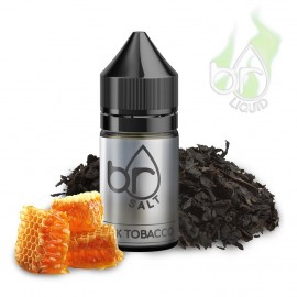 BLACK TOBACCO Salt 30ML